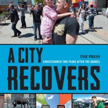 a city recovers