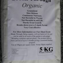 new bag BT Garlic 5kg
