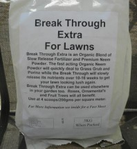 Break Through for Lawns 5kg