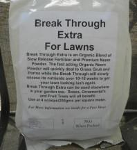 Break Through for Lawns 5kg