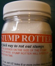 Stump Rotter