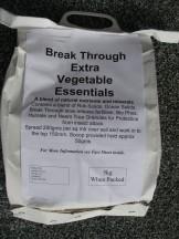 new bag Vege Estenials 5kg