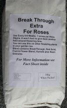 new bag BT Roses 10kg
