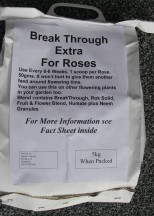 new bag BT Roses 5kg