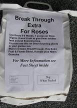 new bag BT Roses 5kg