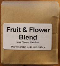 Fruit and Flower Blend