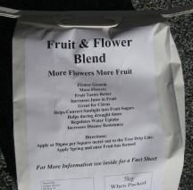 New Bag Fruit and Flower 5kg